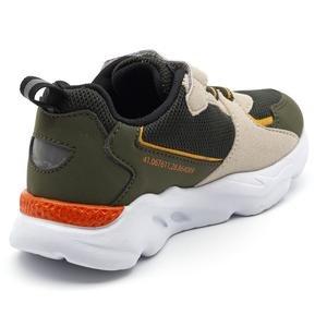Award Multi Jr Çocuk Yeşil Günlük Ayakkabı BUCK4006-BK130