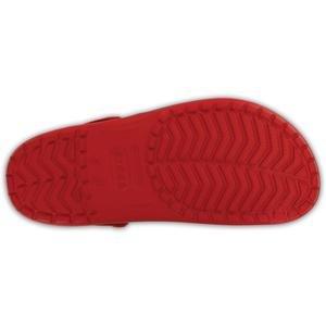 Crocband Unisex Kırmızı Günlük Stil Terlik 11016-6EN