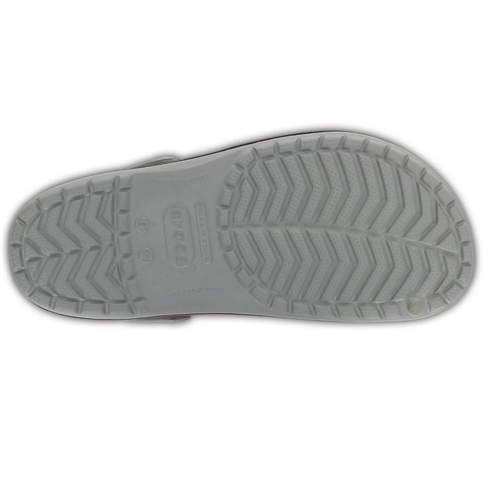 Crocband Unisex Gri Günlük Stil Terlik 11016-01U 1289202