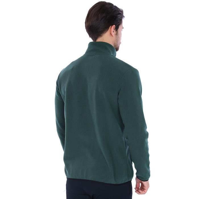 Spo-Polarman Erkek Yeşil Günlük Stil Polar 710079-00J-SP 1282272