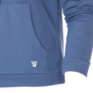Spo-Shoodie Erkek Lacivert Günlük Stil Sweatshirt 712203-LCV