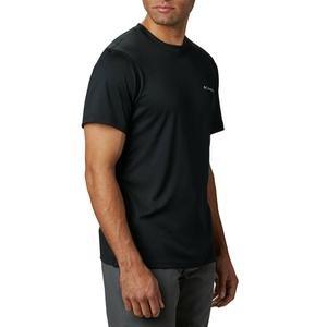 Zero Rules Erkek Siyah Outdoor Tişört AM6084-010