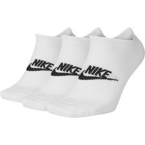 Unisex Beyaz Spor Çorabı SK0111-100
