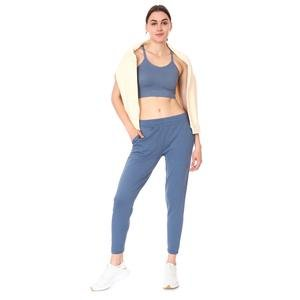 Wide Sweat Kadın Lacivert Günlük Stil Eşofman Altı 712108-Lcv