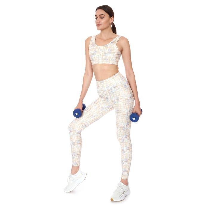 Spo-Regular Bra Kadın Beyaz Günlük Stil Sporcu Sütyeni 712100-BYZ 1280685
