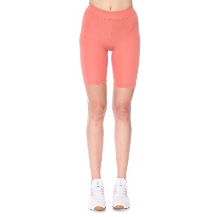 Spo-Biker Short Kadın Pembe Günlük Stil Tayt 712105-PMB 1280744