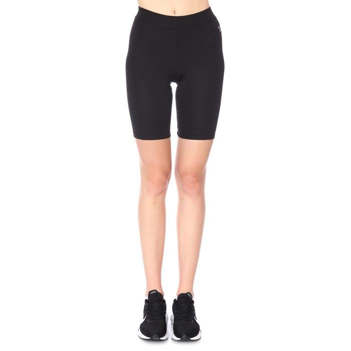 Spo-Biker Short Kadın Siyah Günlük Stil Tayt 712105-SYH 1280752