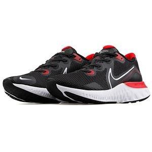 Renew Run Erkek Siyah Koşu Ayakkabısı CK6357-005