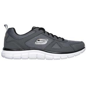 Track Scloric Erkek Gri Günlük Ayakkabı 52631 CCBK