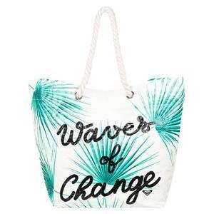 Waves Of Change J Tote Kadın Çok Renkli Günlük Stil Çanta ERJBT03125-WBT0