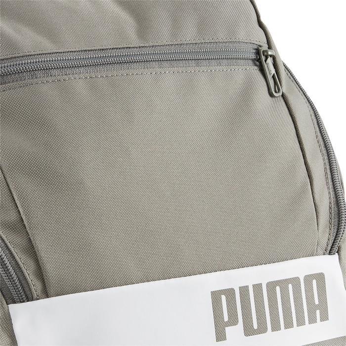 Plus Backpack Unisex Gri Günlük Stil Sırt Çantası 07729204 1160506