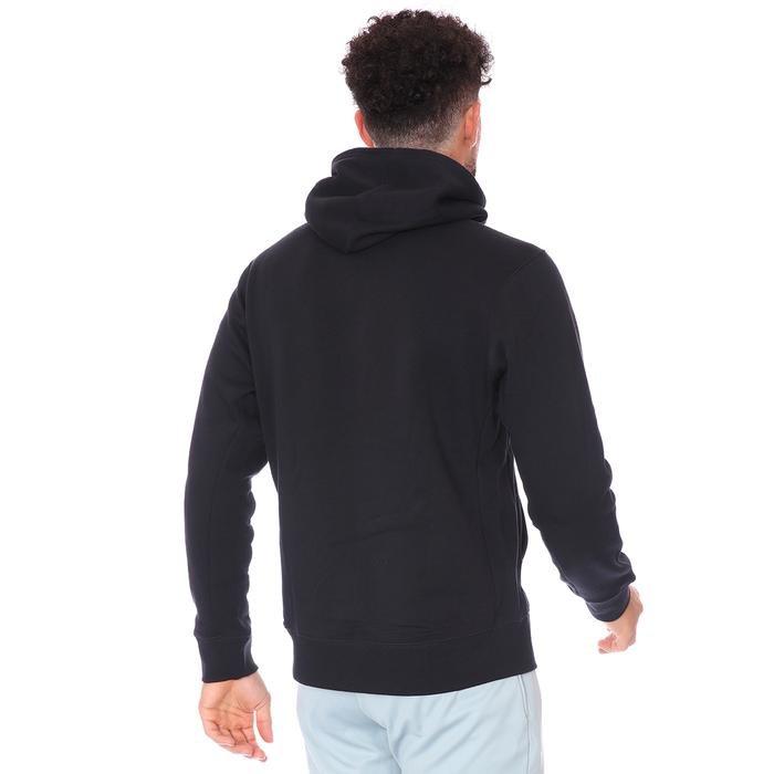 Fc Essntl Flc Hoodie Po Erkek Siyah Futbol Sweatshirt CT2011-010 1212998