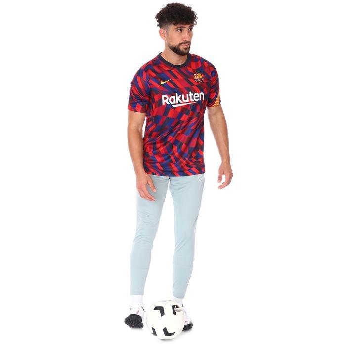 Fcb M Nk Brt Top Ss Pm Erkek Kırmızı Futbol Tişört CD5812-658 1194890