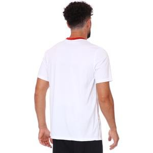 Türkiye 2020 Milli Takım Erkek Beyaz Tişört CD0878-100