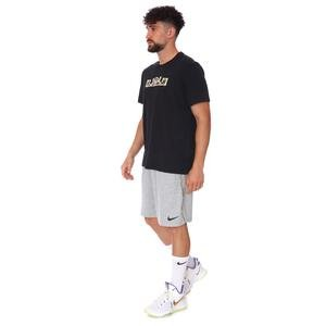 M Nk Dry Lbj Ssnl Logo Tee Erkek Siyah Basketbol Tişört DD0783-011