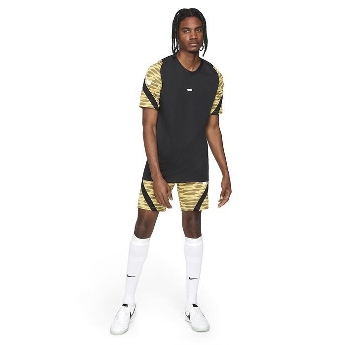 M Nk Df Strke21 Top Ss Erkek Siyah Futbol Tişört CW5843-011 1286050