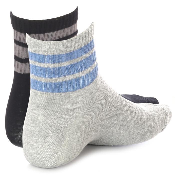Spt Unisex Siyah Günlük 2Li Çorap 2021012-Sgç 1289044