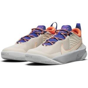 Team Hustle D 10 Se (Gs) Unisex Bej Basketbol Ayakkabısı CZ4179-001