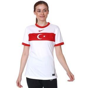 Türkiye 2020 Kadın Beyaz Futbol Tişört CD0906-100