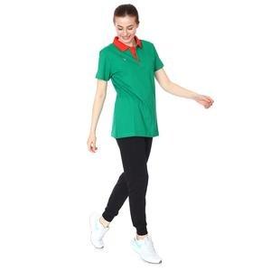 Kamp Kadın Yeşil Voleybol Tişört TKY100120-YSL